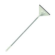 Rodo Mop Limpador de vidros Triangular Microfibra Extensor