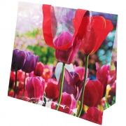 Sacola Ecologica Reutilizavel Tulipa