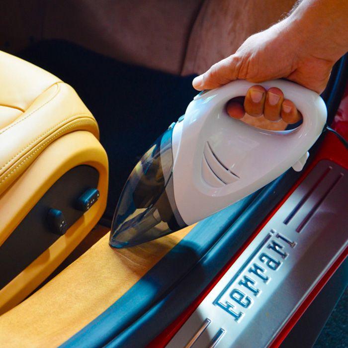 Aspirador automotivo 90w + toalha mágica