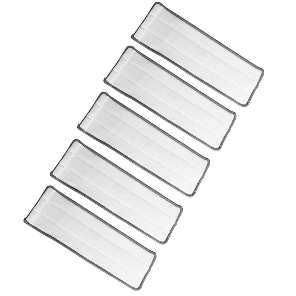 Balde Mop Flat Easy Limpador Multiuso Lava e Seca C/ 5 Refil
