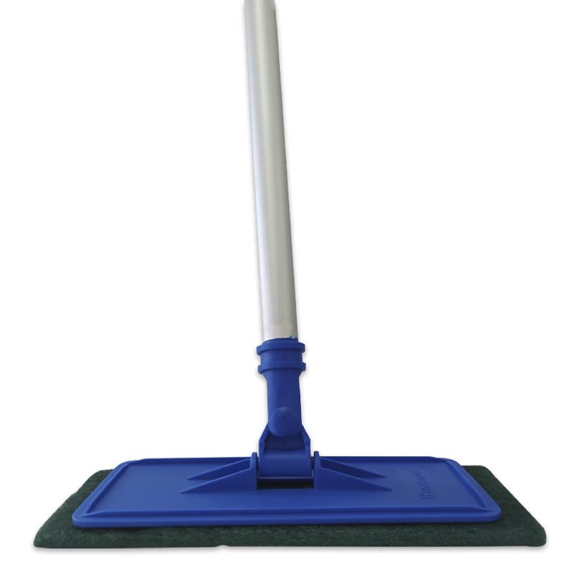 Cabo Extensível Com Fibra Macia Pesada Limpa Tudo em Azulejo