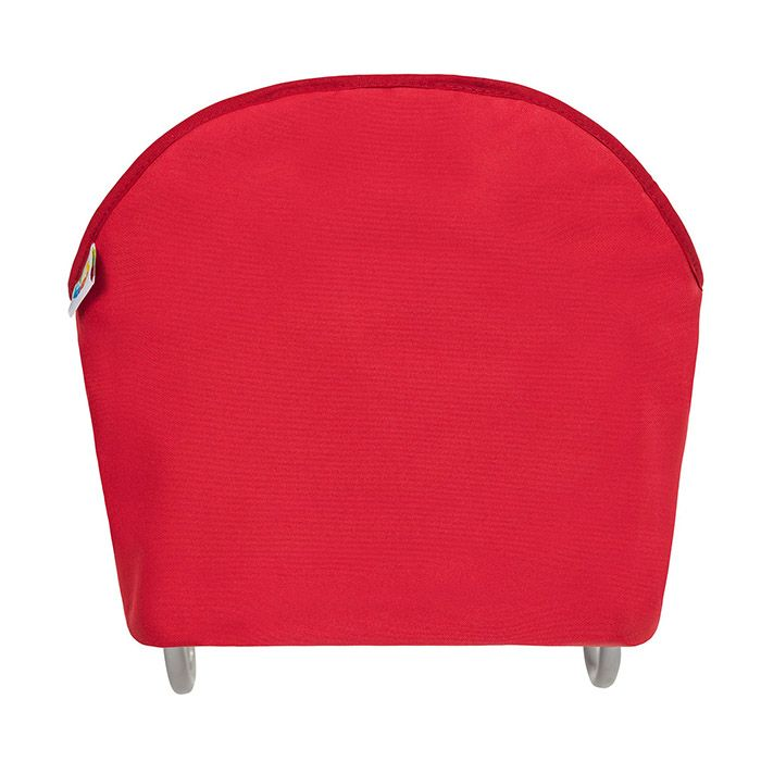 Cadeirinha de Mesa Refeição Para Bebê Tutti Baby Vermelha
