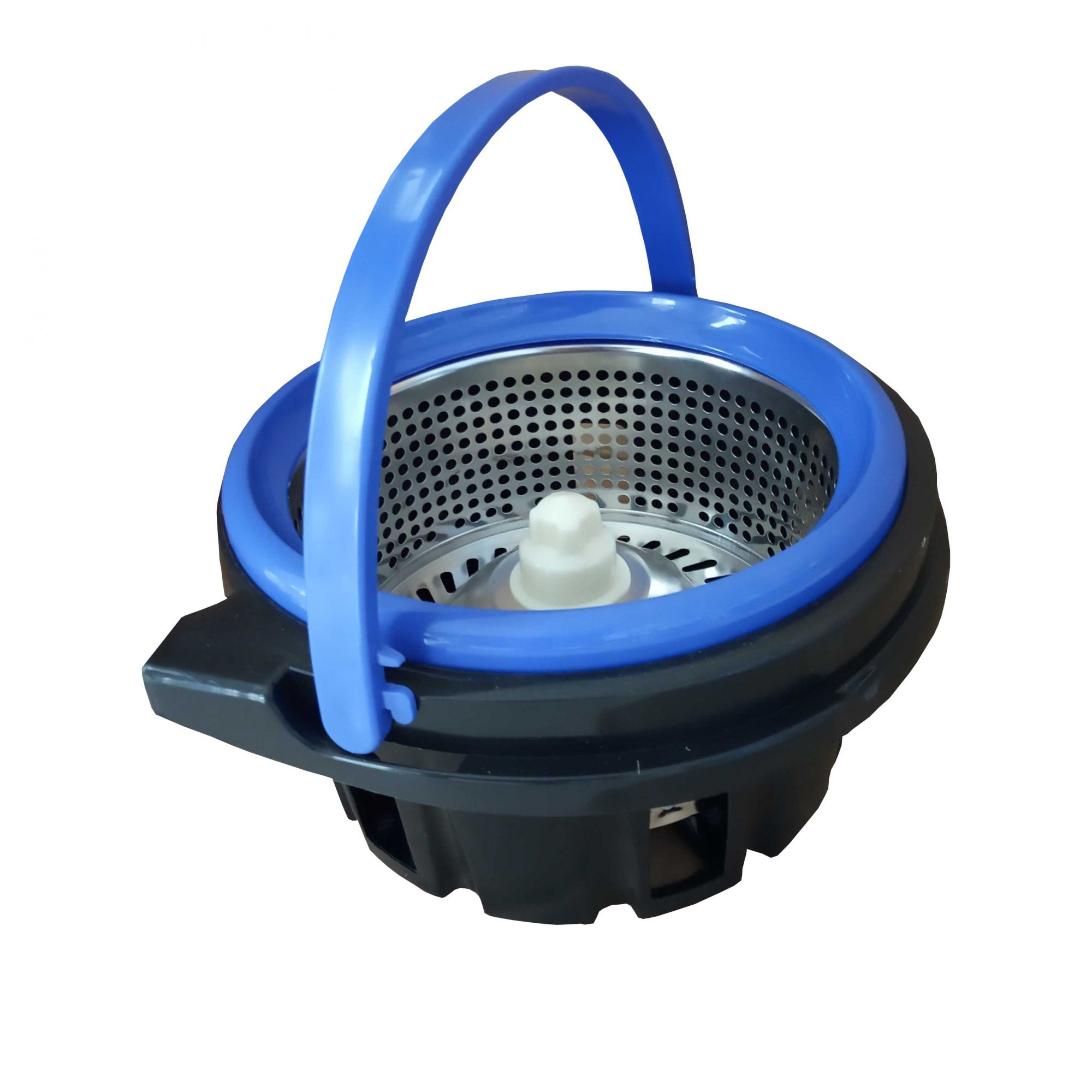 Cesto Inox Perfect Mop 360 removível