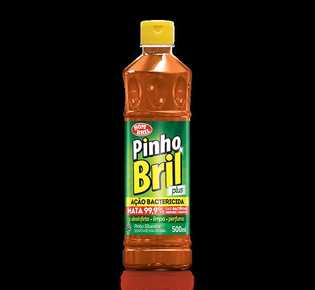 Desinfetante Pinho Bril Perfumado Pinho Silvestre 500ml
