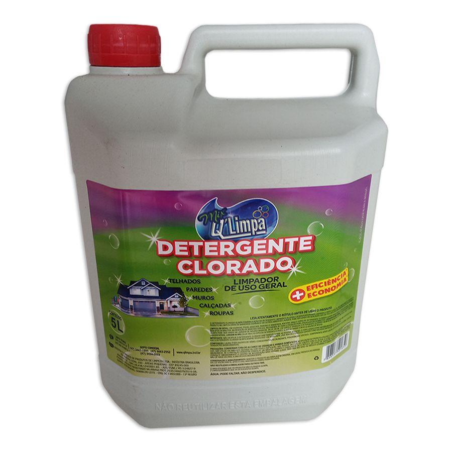 Detergente Clorado 5 Litros