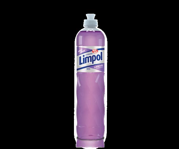 Detergente Limpol Lavanda com Glicerina 500ml - Bombril