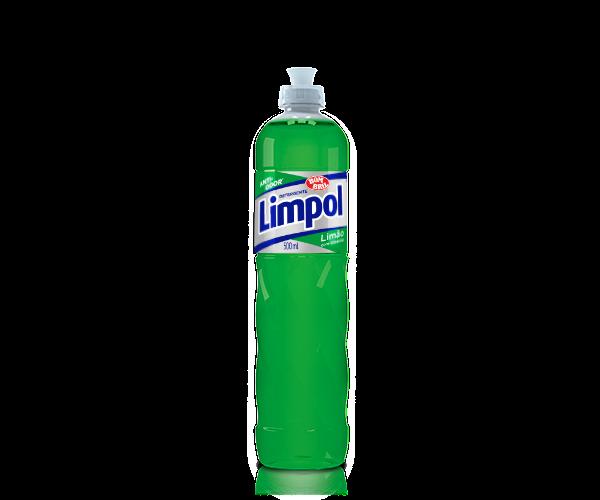 Detergente Limpol Limão com Glicerina 500ml - Bombril