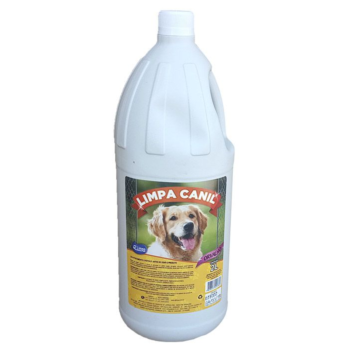 Limpa Canil Aroma Orvalho 2 Litros
