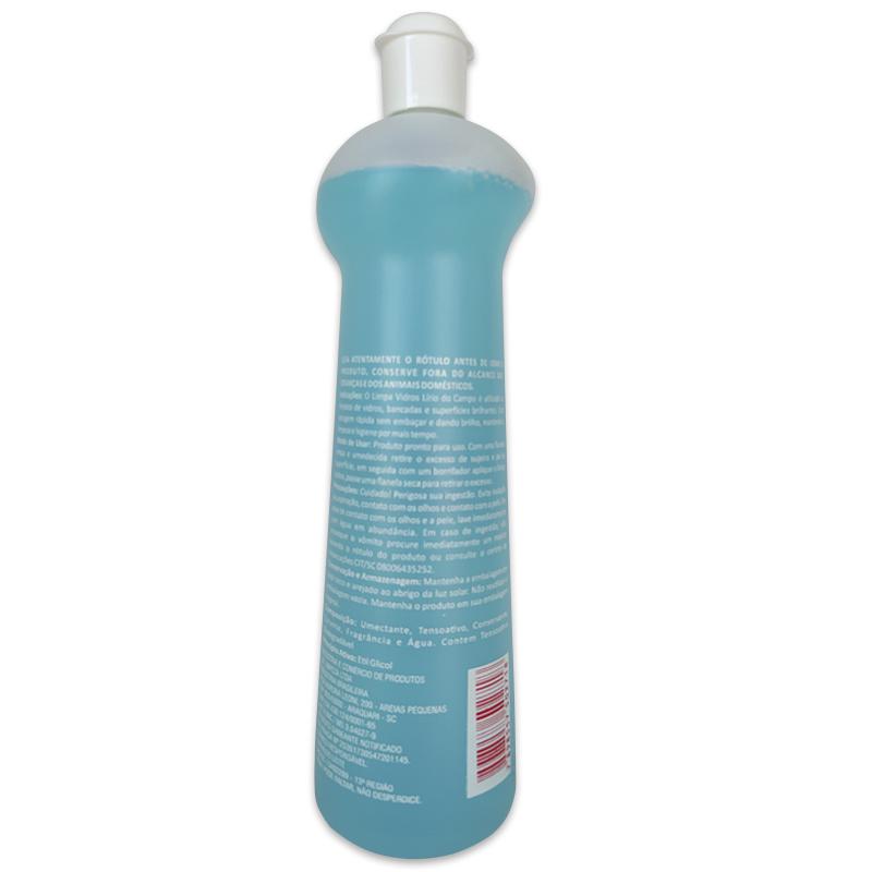 Limpa Vidros Liquido Lírio do Campo 500ml