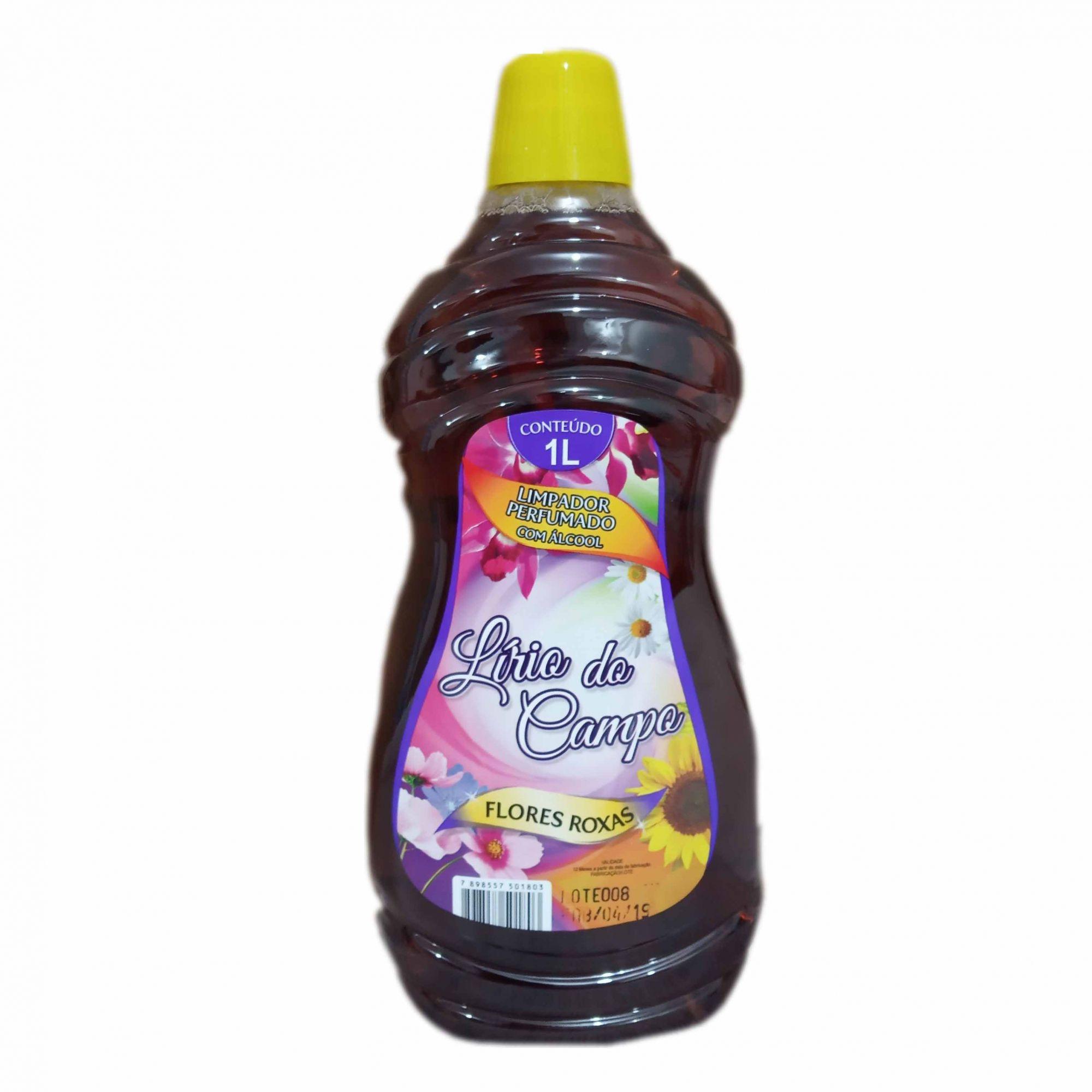 Limpador Perfumado com Álcool 2 L