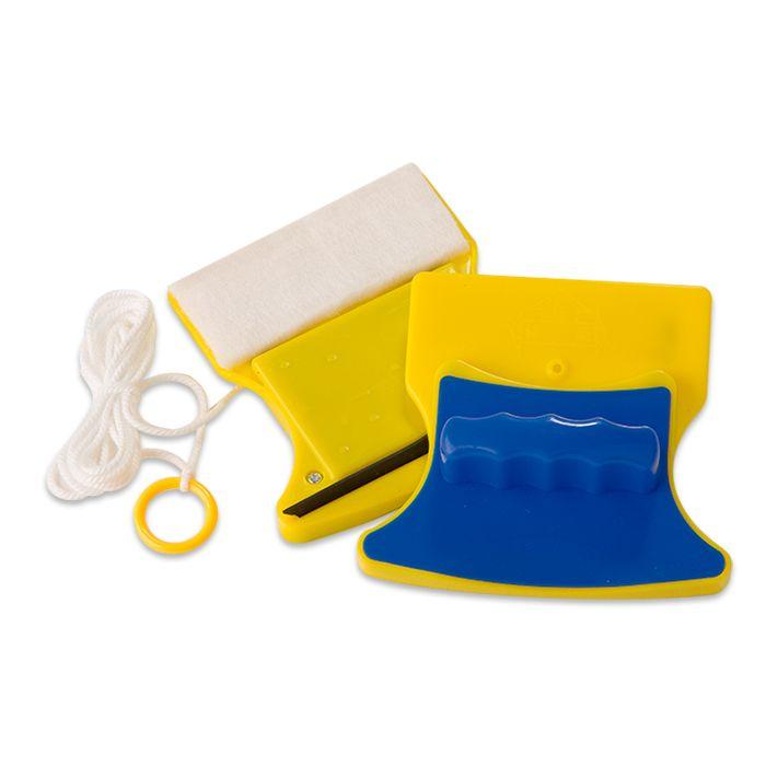 Mop Premium Limpeza Prática Mor  Com 4 Refil, Limpador Magnético e Toalha Mágica