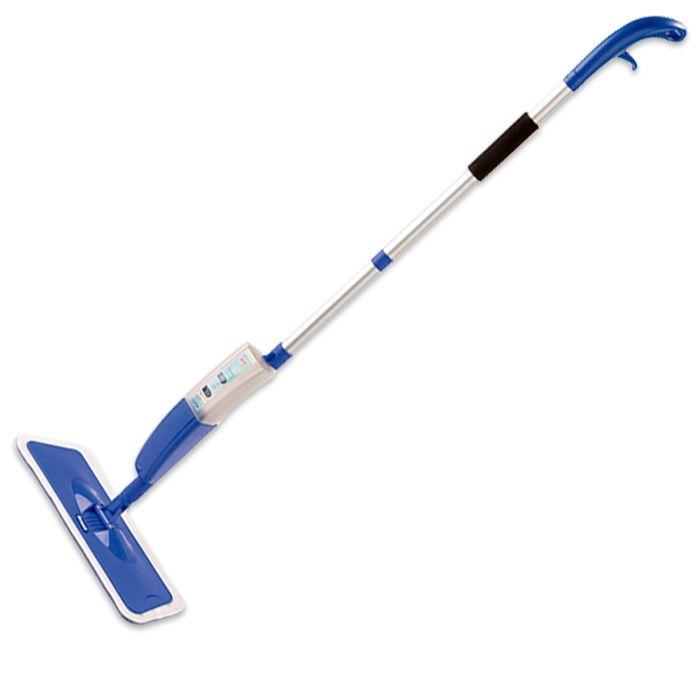Mop Spray, Rodo Extensor Limpa Vidros, 2 Rodos Borracha Dupla 45 cm
