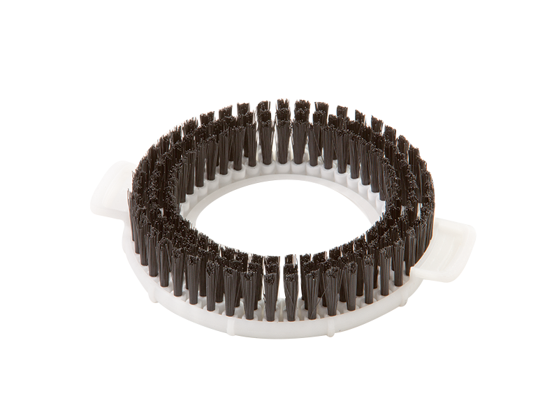Perfect Mop 360 Cesto Inox  C/ 3 Refil: 1 Microfibra, 1 Tira Pó, 1 Escovão e Cabo 1,60 Mts
