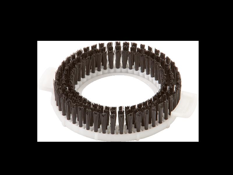 Perfect Mop 360 Cesto Inox Com 3 Refil Microfibra, 1 Refil Tira pó, 1 refil Escovão e Cabo 1,60 Mts