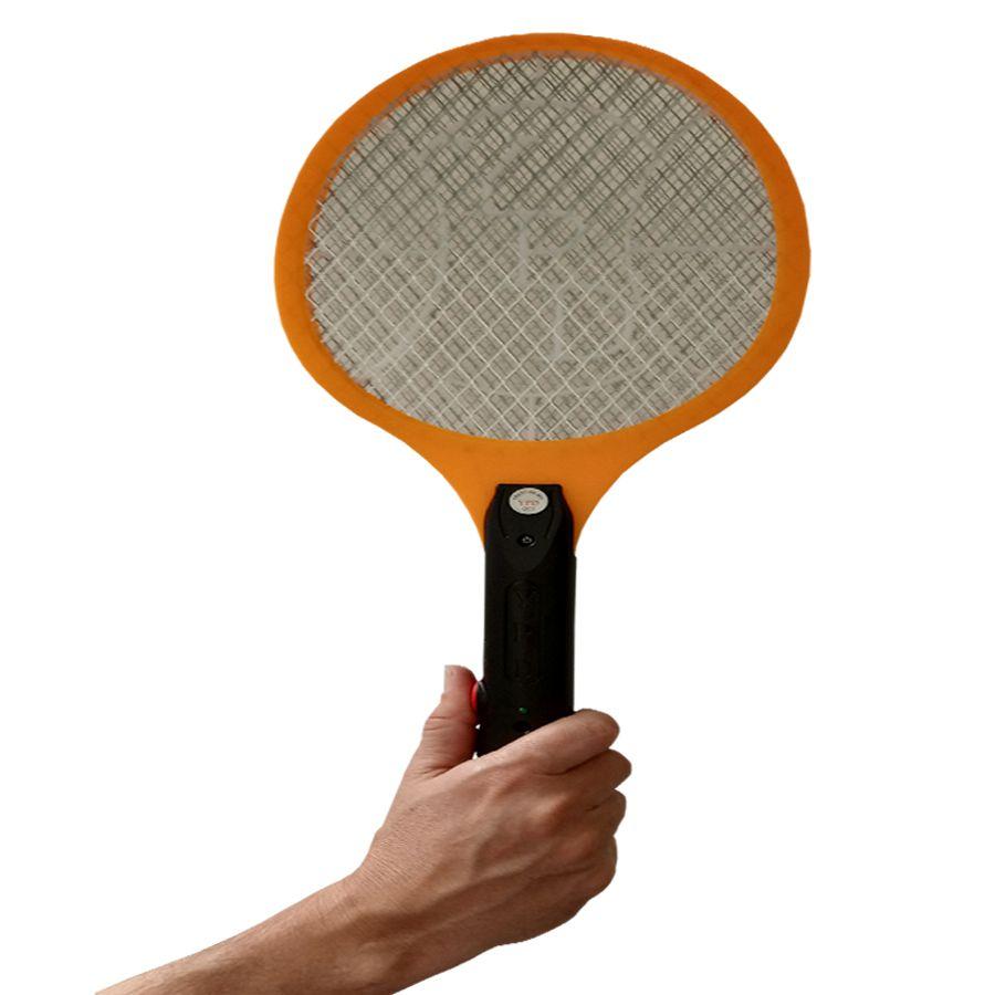 Raquete Elétrica Mata Mosquitos
