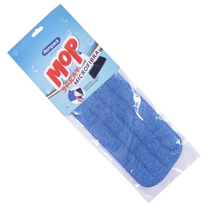 Refil p/ Mop Spray Vassoura C/ Reservátorio  Bompack