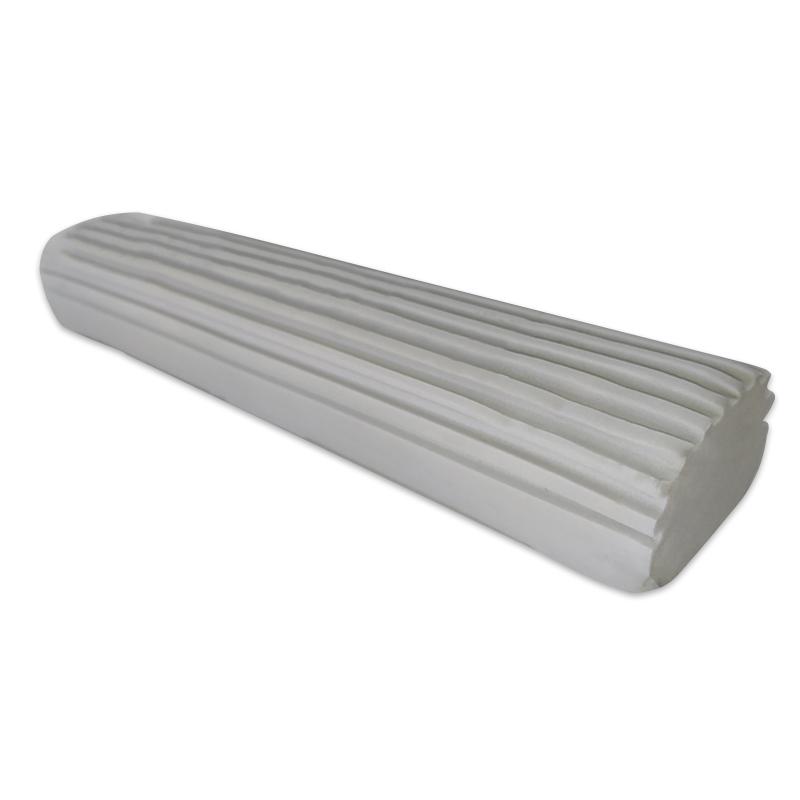 Refil P/ Rodo Mágico Dobrável Limpa e Lavador de Piso Vonder