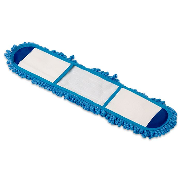 Refil Para Mop Tira Pó Microfibra  Flexível 60 Cm