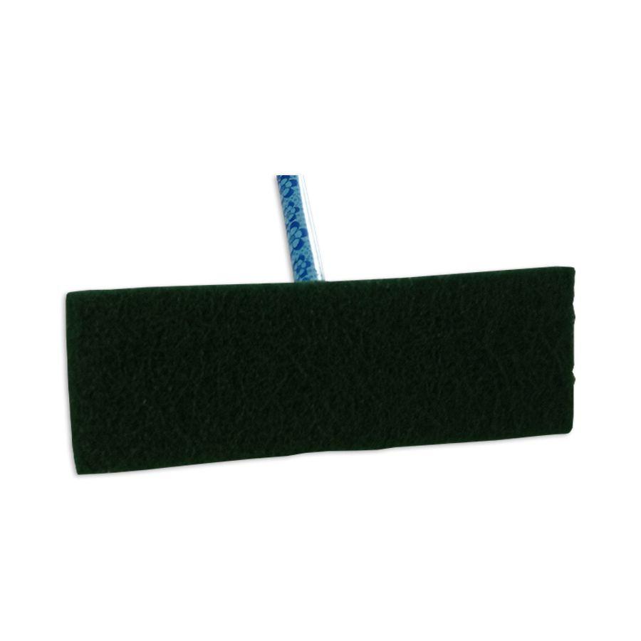 Rodo com Esponja Abrasiva para Limpeza de Pisos