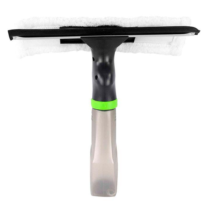 Rodo Limpa Vidros C/ Spray e  Reservatório