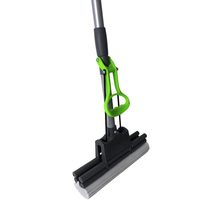 Rodo Magico Espuma Azul Absorvente Limpa e Seca Chão