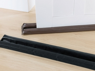 Rolinho Veda Porta Protetor flexível ajustável 90 Cm