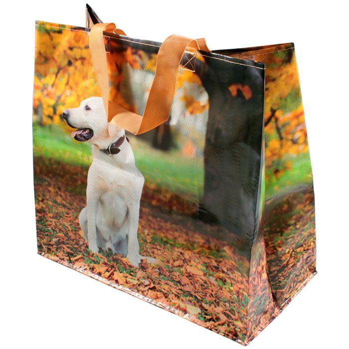 Sacola Ecológica Reutilizável Cachorro