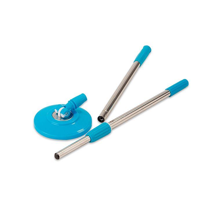 Spin Mop 360 C/ Pedal Com 2 Refil Esfregão