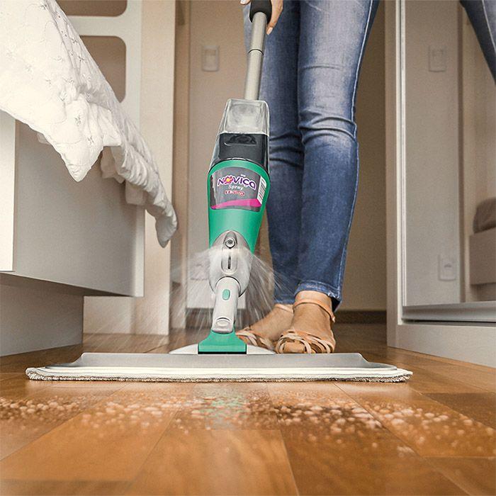 Spray Mop , e Vassoura Magica 360 Bettanin