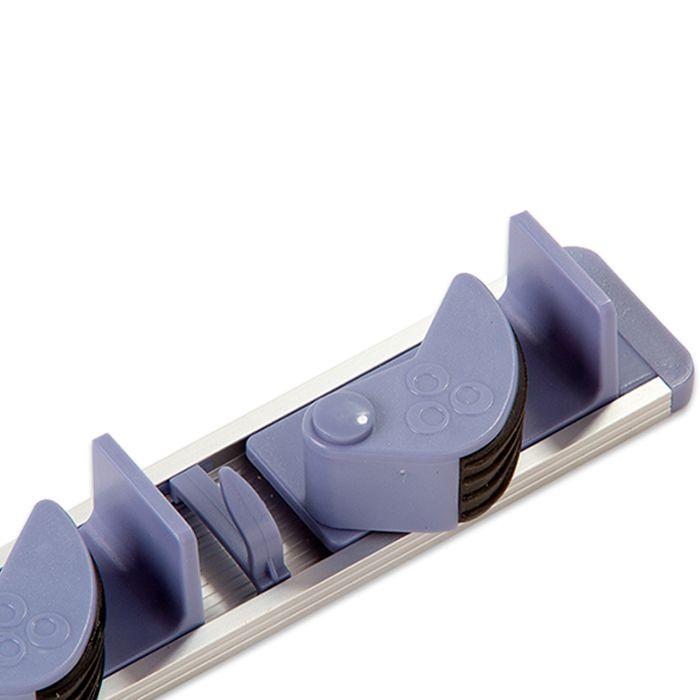 Suporte Org, Limpa Vidros Telescópico 3,10Mt Toalha Microfibra