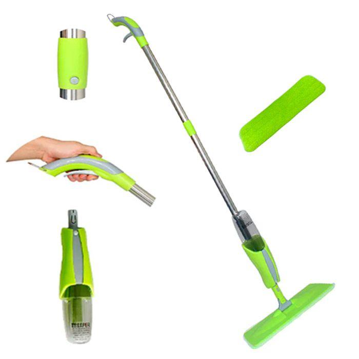 Mop Spray Com Reservatório Com 1 Refil Extra