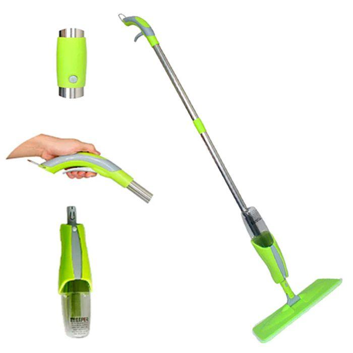 Mop Spray Com Reservatório Com 3 Refil Extra