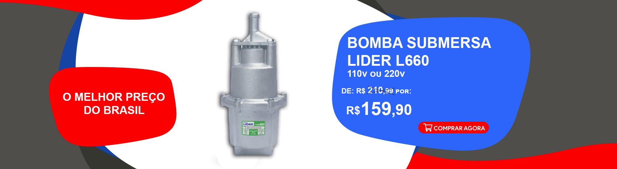 BOMBA SAPO LÍDER L660