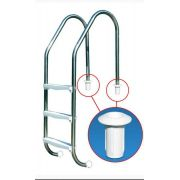 Chumbador de escada para piscinas Clarear