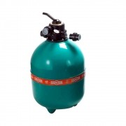 Filtro DANCOR DFR 19 1/2 CV - Monofásico - Sem Bomba