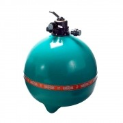 Filtro DANCOR DFR 30 1 1/2 CV - Monofásico - Sem Bomba
