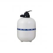 Filtro Piscina V-80 Com Válvula Fluidra