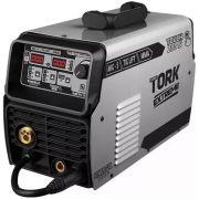 Máquina De Solda Inversora 200 Ampére 3 Em 1 - Mig-tig-mma