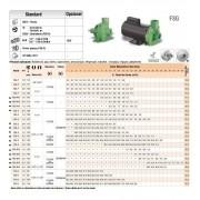 Motobomba Centrífuga 1 CV FSG-P 110/220v Monofásico Famac