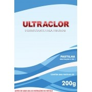 Pastilha de Cloro 200g Ultraclor
