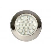 Power LED 5W Inox Brustec