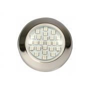 Power LED 5W Inox Brustec