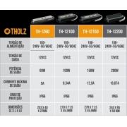 Fonte Tholz 100-240vca 12vcc 60w IP66 FCX1255N-100