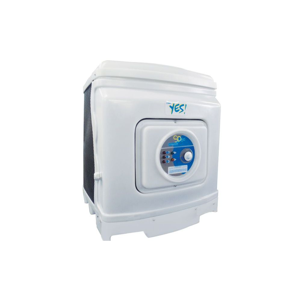 Aquecedor Piscina - Trocador de Calor Sodramar SD-40 220V Bifásico