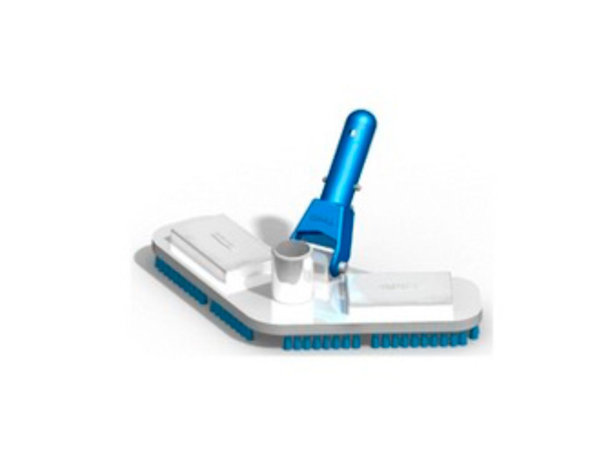 Aspirador Plástico Boomerang com Escova Sodramar