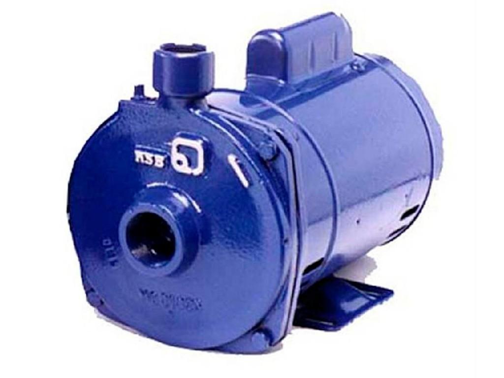 Bomba Centrífuga Ksb Hydrobloc C2000n 2 Cv Monofásica