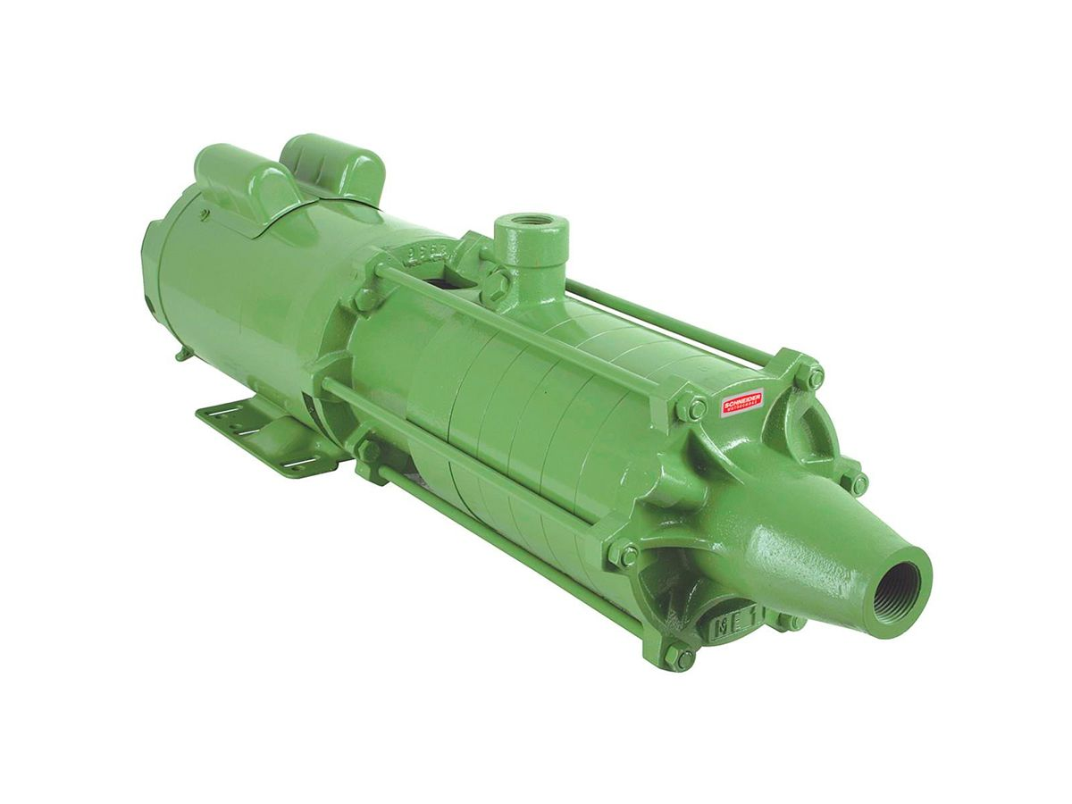 Bomba Centrífuga ME-AL 1530N 3 CV Trifásico 220/380V Schneider