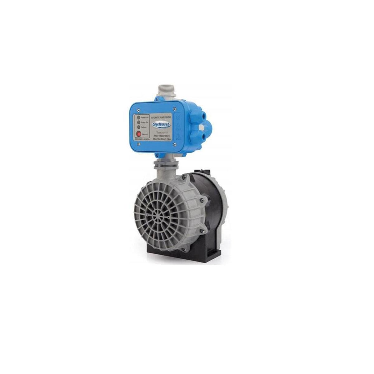 Bomba Pressurizadora 1 CV c/ Pressostato 110v MB71E0006AP/PREL5 Syllent