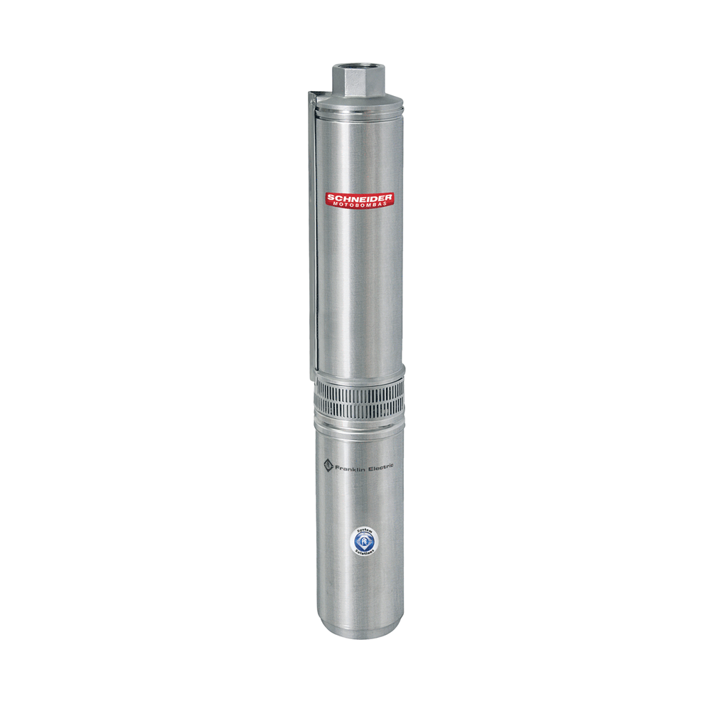 Bomba Submersa SCHNEIDER SUB15-10S4E8 1 CV