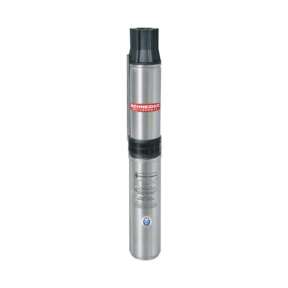 Bomba Submersa SCHNEIDER SUB5-10NY4E15 1 CV 220V Monofásico